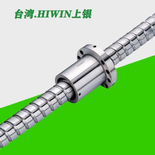 台湾HIWIN上银滚珠丝杆R8-2T3-FSI-0.008 微小型滚珠丝杆