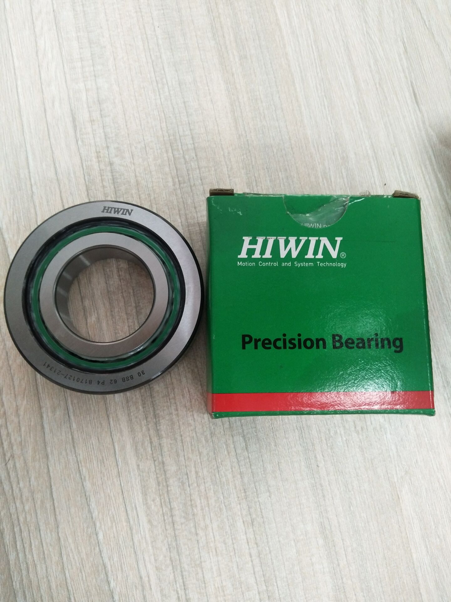 台湾HIWIN上银滚珠轴承30BSB62P4